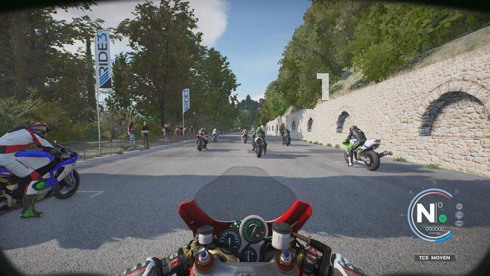 depart_course Mon avis sur Ride 3 - Un opus fracassant, enfin !