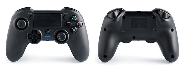 asymmetric-wireless-controller-1 Nacon présente l'Asymmetric Wireless Controller pour PS4