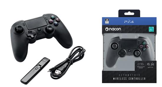 asymmetric-wireless-controller-2 Nacon présente l'Asymmetric Wireless Controller pour PS4
