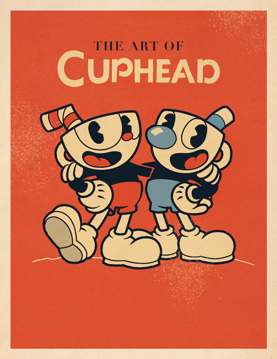 The-Art-of-Cuphead-Artbook-anglais Artbook - The Art of Cuphead