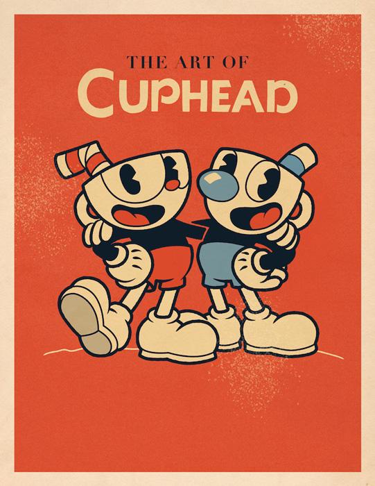 The-Art-of-Cuphead-Artbook-anglais Artbook - The Art of Cuphead