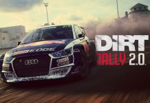 voiture rallye Dirt Rally 2.0