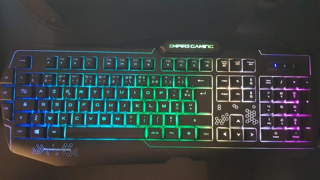 20190403_145619-1024x576 K900 - Présentation du clavier de chez Empire gaming