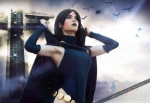 Cosplay Raven - DC Comics