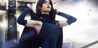 Cosplay Raven - DC Comics