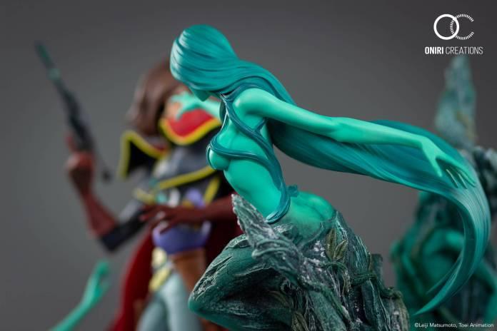 Albator-78-Captain-Harlock-Statue-Oniri-Creations10-1024x682 Oniri Créations et sa magnifique figurine Albator