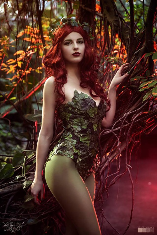 poison-ivy-cosplay-02 Cosplay - Poison Ivy #186