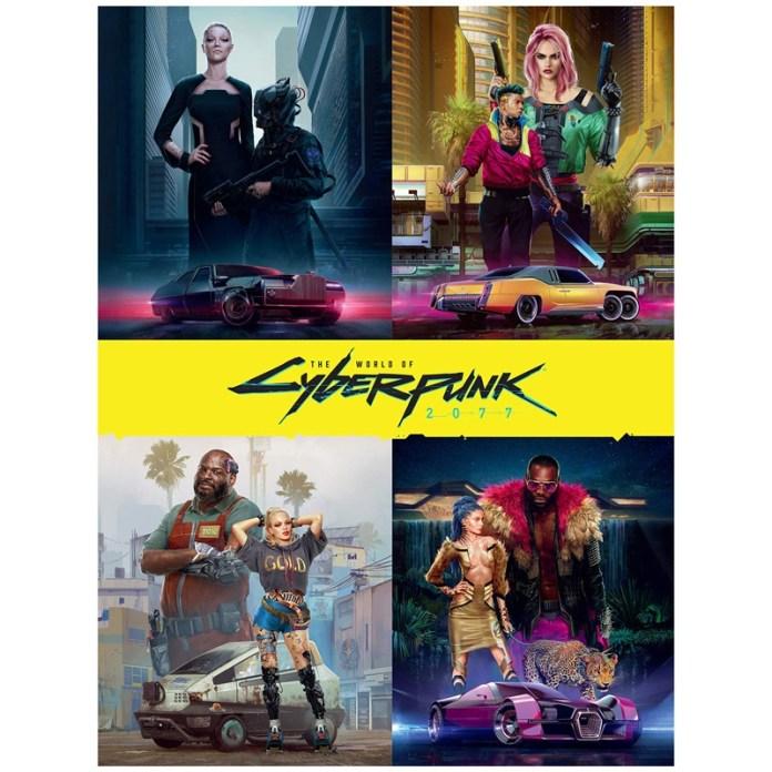 artbook-The-World-of-Cyberpunk-2077 Artbook - The World of Cyberpunk 2077