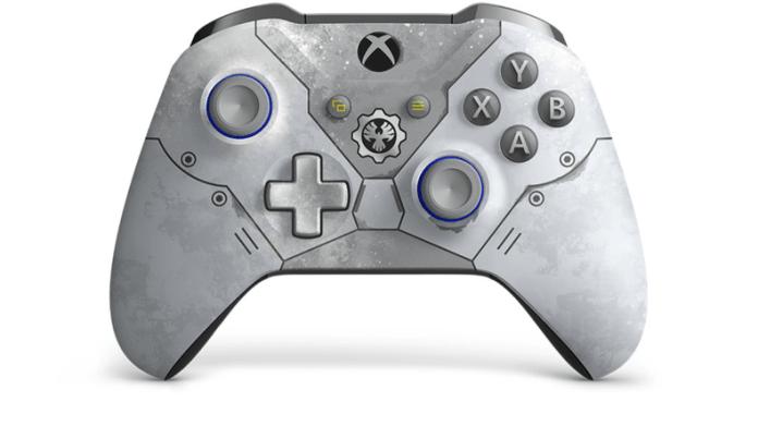 manette_edition_gears_5-3b46d Une Xbox One aux couleurs de Gears 5 et une manette