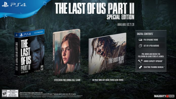 The-Last-Of-Us-Part-II-Special-Edition-1024x575 The Last of Us Part II  - Les éditions spéciales et collector - Sortie : 19/06/2020