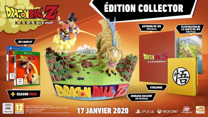 edition-collector-dragonball-z-kakarot-1024x576 Les sorties du mois de Janvier 2020