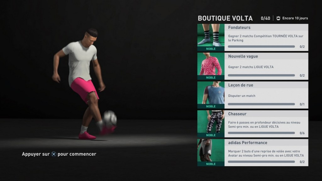 FIFA-20-SPHÈRE-VOLTA-dans-les-menus_8-1024x576 Mon avis sur FIFA 20 - On prend les mêmes... ?