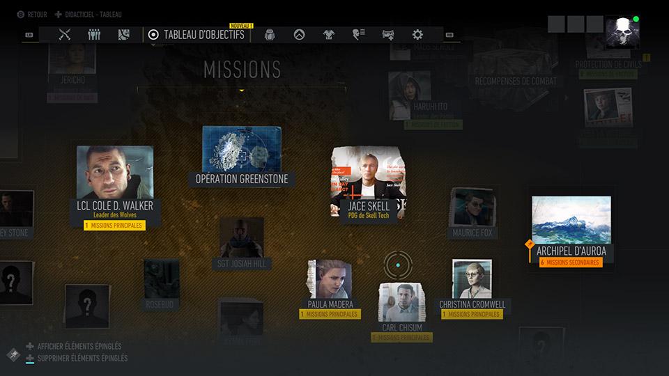 GRB_Missions-1 Mon avis sur Ghost Recon Breakpoint - Survivez comme un Ghost