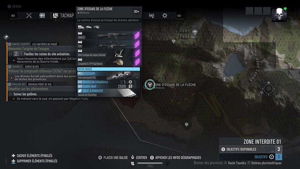 GRB_Missions2-1 Mon avis sur Ghost Recon Breakpoint - Survivez comme un Ghost