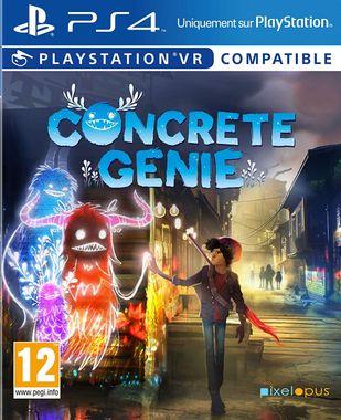 concrete-genie-jaquette Concrete Genie ou un nouveau chef d'œuvre sur PS4
