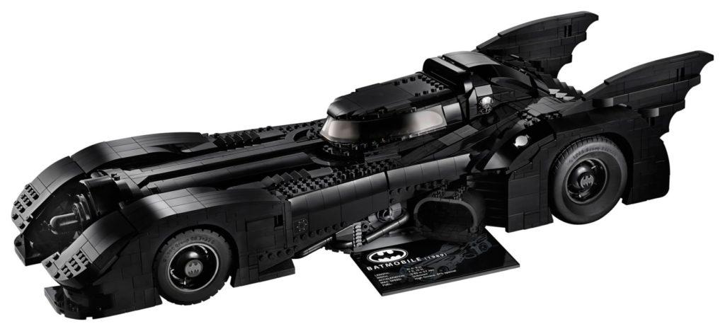 lego-batmobile-1989-3-1024x468 Lego - Une réplique de la Batmobile des films de Tim Burton (1989)
