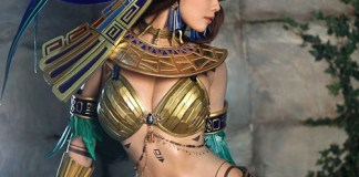 Cosplay - Mia - Civilation VI