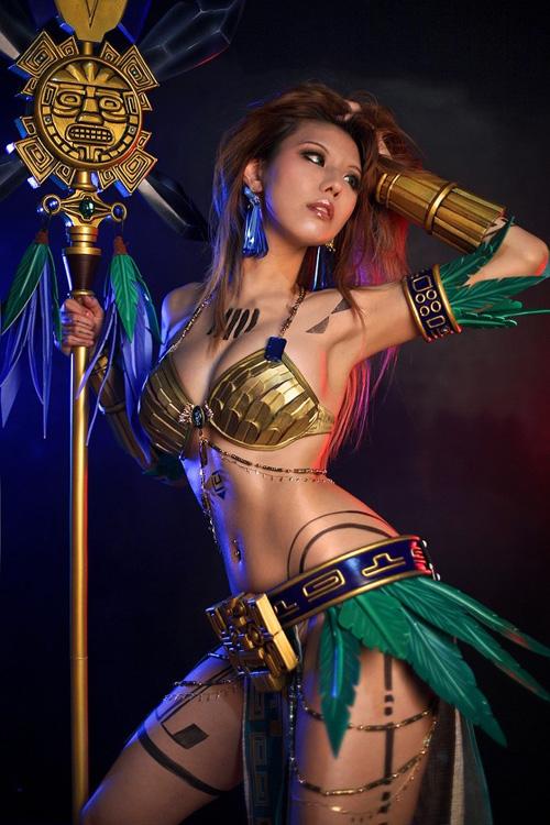 mia-civilization-cosplay-07 Cosplay - Civilization VI - Mia #196