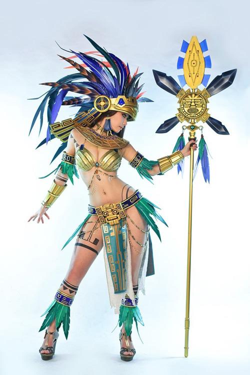 mia-civilization-cosplay-11 Cosplay - Civilization VI - Mia #196