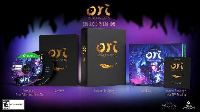 edition-collector-Ori-and-the-Will-of-the-Wisps Ori and the Will of the Wisps - Une édition collector est prévue