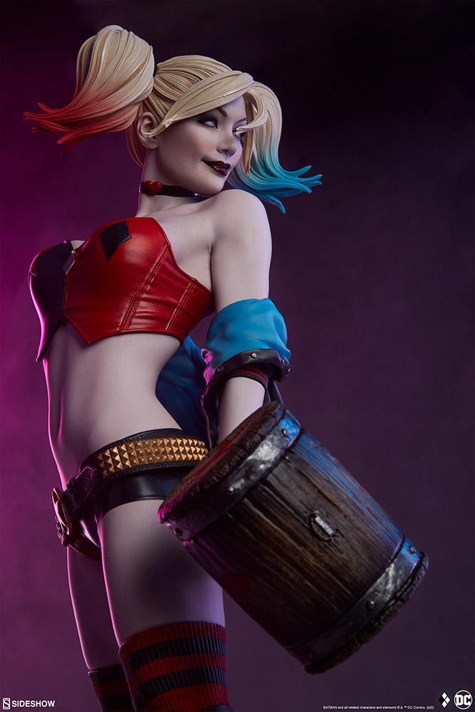 harley-quinn-hell-on-wheels_dc-comics_gallery_5e30bbad5feec Figurine - Harley Quinn en roller par SideShow