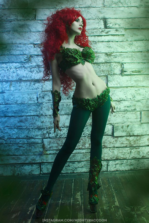 poison-ivy-cosplay-01 Cosplay - DC Comics - Poison Ivy #199