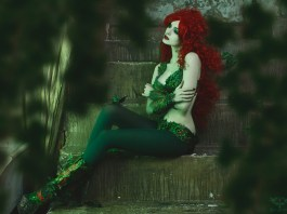 Poison Ivy - Cosplay