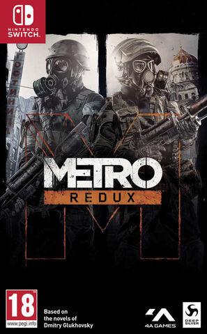 103701-1 Mon avis sur Metro : Redux sur Switch