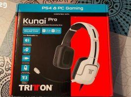 Kunai Pro - Casque PS4 - Test