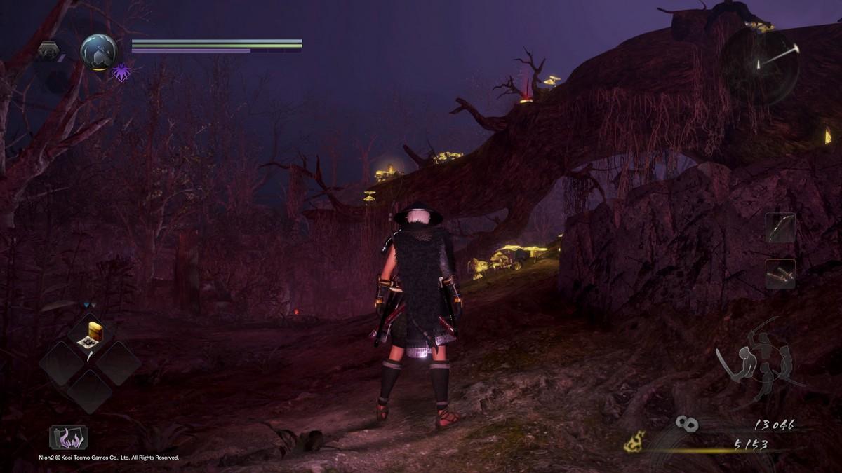 DeathStranding025 Mon avis sur Nioh 2 : Ohayo Gozaimasu...