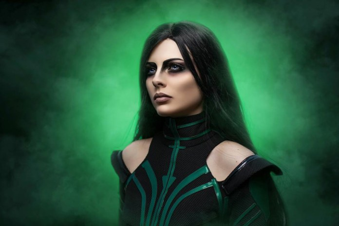 hela-headress-cosplay-08 Cosplay - Hela - Thor #203