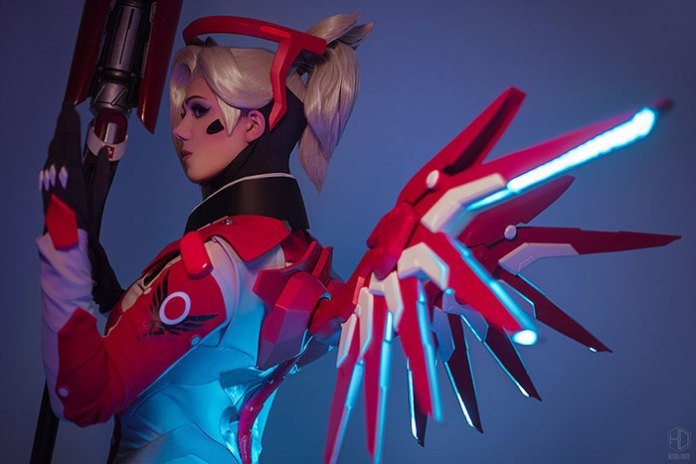 mercy-cosplay-05 Cosplay - Overwatch - Mercy #205