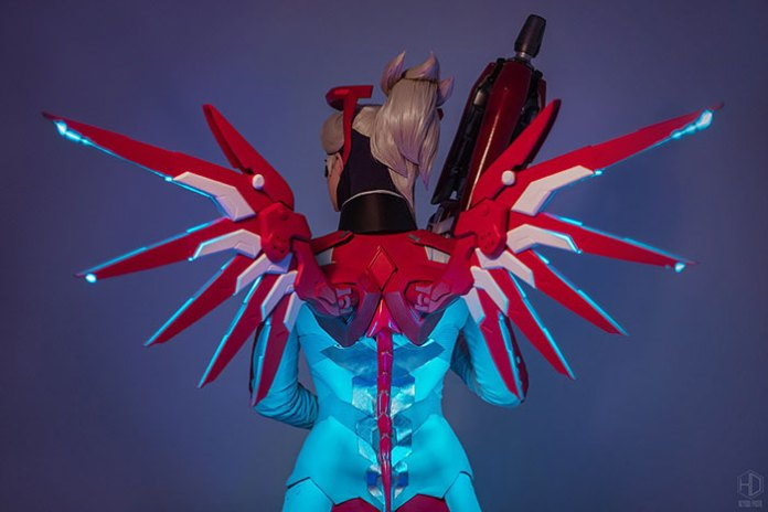 mercy-cosplay-07 Cosplay - Overwatch - Mercy #205