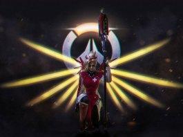 Cosplay - Overwatch - Mercy