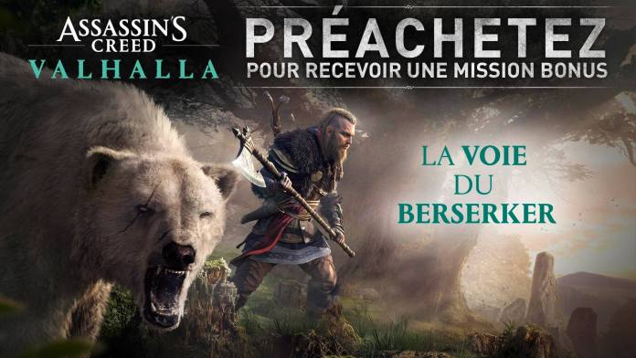 Assassins-Creed-Valhalla-La-Voie-du-Berserker Assassin's Creed Valhalla - Les éditions collector et spéciales