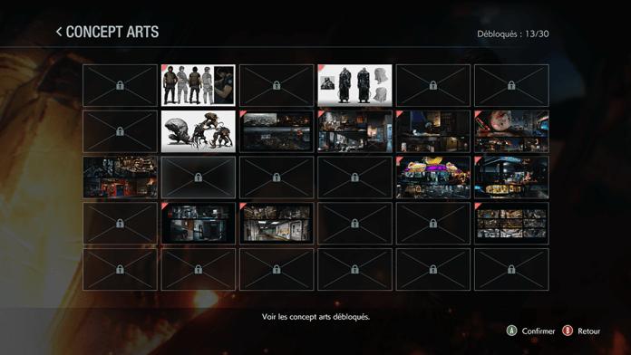 RE3_Collection_Arts Resident Evil 3 - Frayez-vous un chemin vers la liberté