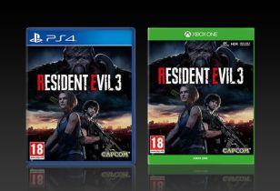 RE3_Jaquette-1 Resident Evil 3 - Frayez-vous un chemin vers la liberté