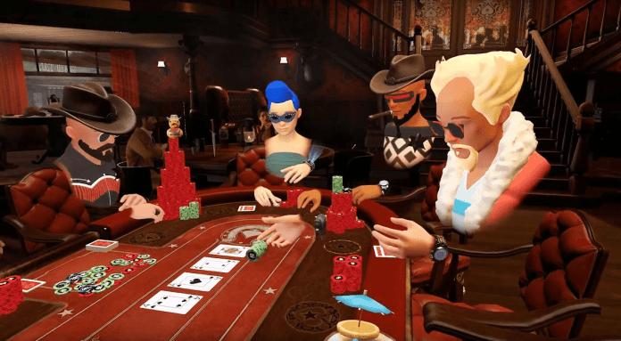 image3 PokerStars VR : le premier jeu de poker en réalité virtuelle
