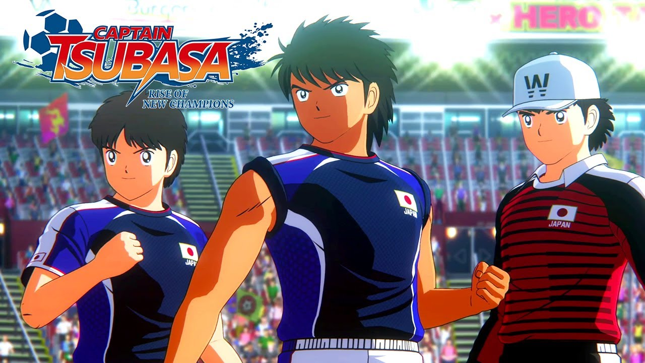Captain Tsubasa : Rise Of New Champions – Les modes histoire – Games & Geeks