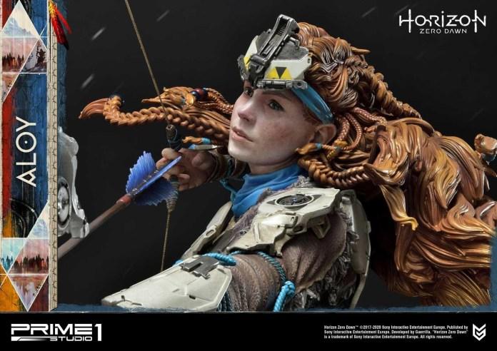 upmhzd-01ex_b20 Horizon Zero Dawn - Prime 1 dévoile une magnifique figurine d'Aloy - 1099$