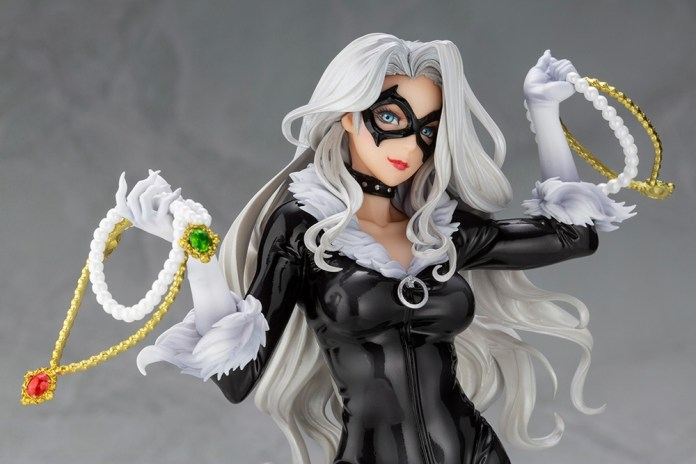 Figurine-black-cat-bishoujo-0002 Figurine - Kotobukiya dévoile Black Cat en version Bishoujo