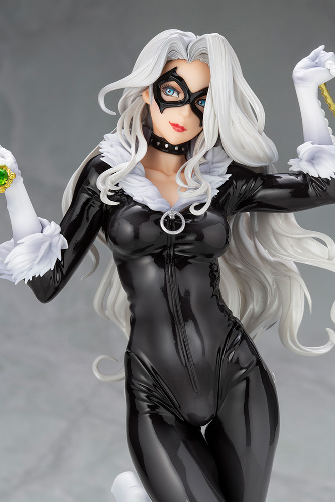 Figurine-black-cat-bishoujo-0006 Figurine - Kotobukiya dévoile Black Cat en version Bishoujo
