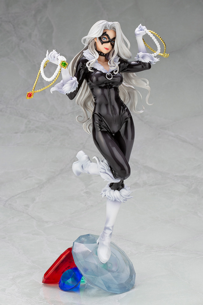 Figurine-black-cat-bishoujo-0009 Figurine - Kotobukiya dévoile Black Cat en version Bishoujo