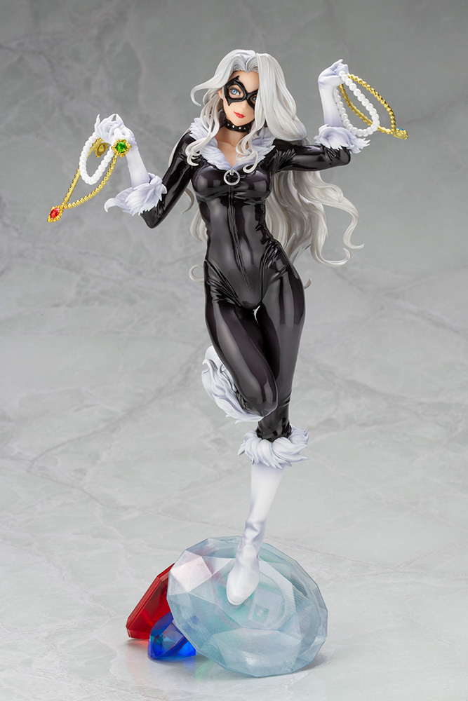 Figurine-black-cat-bishoujo-0010 Figurine - Kotobukiya dévoile Black Cat en version Bishoujo