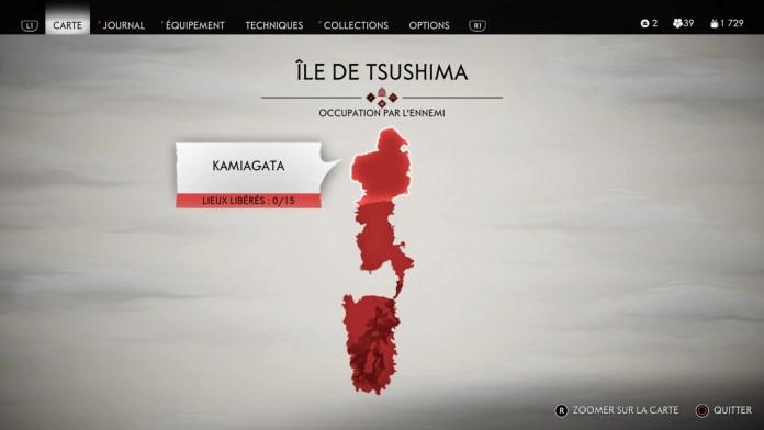 GhostOfTsushima063-1024x576 Ghost of Tsushima - Escapade samouraï façon Kurosawa