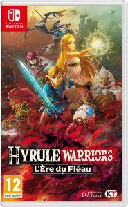 Packshot_HyruleWarriors_EF_med-185x300 Où Précommander Hyrule Warriors : L'Ère du Fléau - Sortie 20 novembre - Switch