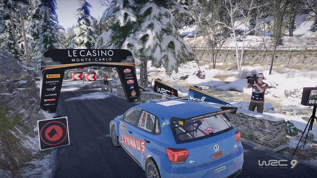 WRC9_font7-1024x576 Mon avis sur WRC 9 - Long droit sur ciel