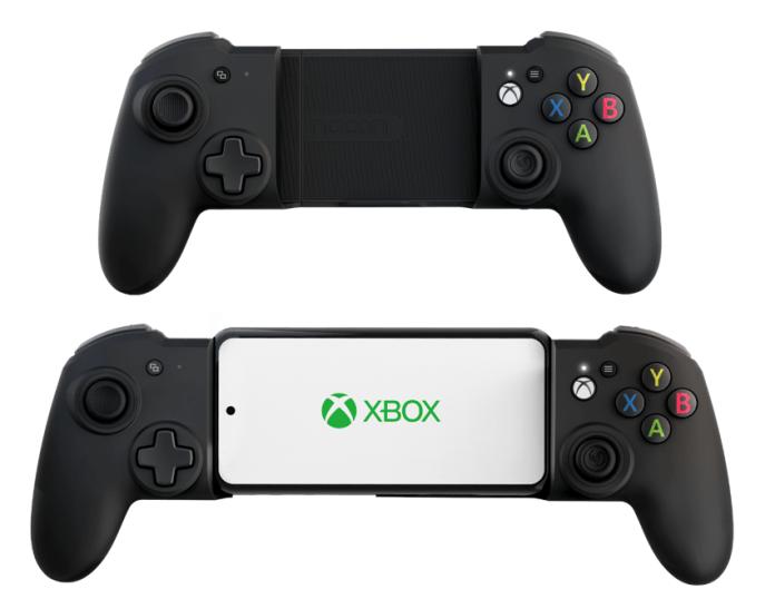 MGXPRO_dual Nacon dévoile 4 manettes de la gamme Designed for Xbox!