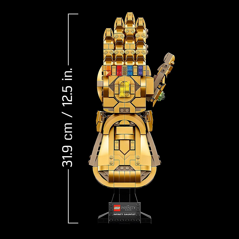 81AEkYbBMRS._AC_SL1500_ Lego Marvel  - Le Gant de l'infini en précommande