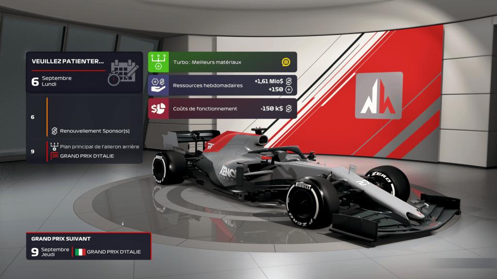 F1_2021_0004 Mon avis sur F1 2021 - Devient-il la référence de la licence??